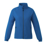 Lightweight Polyester Jacket - Ladies - Pewter Graphics Custom Promotional Products