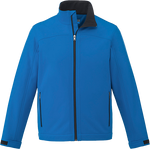 Lightweight Softshell Jacket - Men - Pewter Graphics Custom Promotional Products