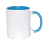 Full Color Ceramic Mug - Pewter Graphics Custom Promotional Products