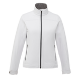 Lightweight Softshell Jacket - Ladies - Pewter Graphics Custom Promotional Products
