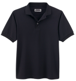 Executive Polo - Men - Pewter Graphics Custom Promotional Products