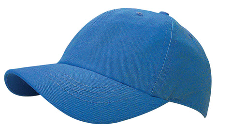 Stretch Fit Cap - Pewter Graphics Custom Promotional Products