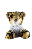 Jaguar Cub Plushies - Pewter Graphics Custom Promotional Products