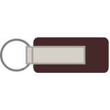 Leather Fob Keychain