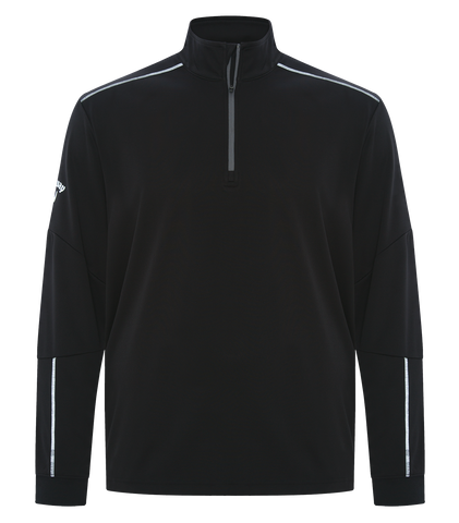 Callaway 1/4 Zip Pullover - Pewter Graphics Custom Promotional Products
