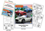 Coloring Book - Pewter Graphics Custom Promotional Products