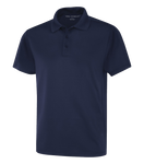 Coal Harbour Mens Polo - Pewter Graphics Custom Promotional Products