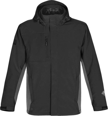 Stormtech Atmosphere 3 in 1 System Jacket - Men - Pewter Graphics Custom Promotional Products