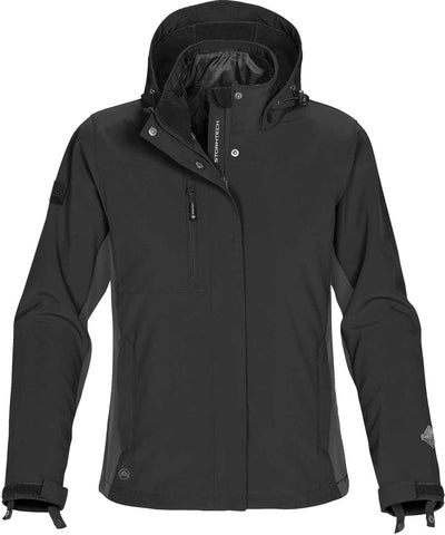 Stormtech Atmosphere 3 in 1 System Jacket - Ladies - Pewter Graphics Custom Promotional Products