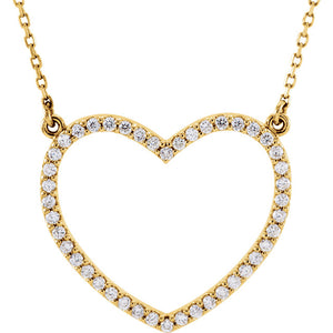 "14k Yellow Gold ""Fanciful"" Necklace"