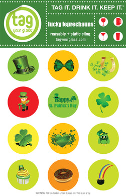 Saint Patrick's Day - Lucky Leprechauns