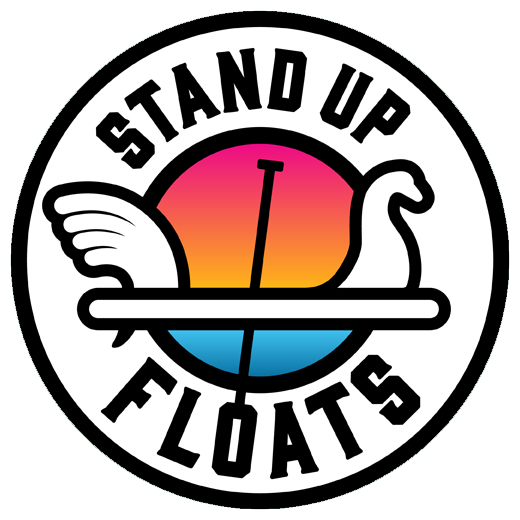 Stand Up Floats