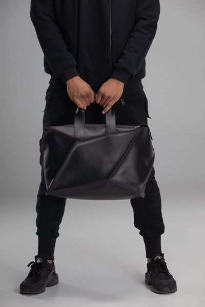MDNT45 Bags & Backpacks Geometric tote bag