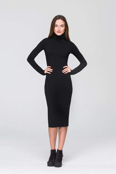 MDNT45 Dresses Long Sleeves Classic Dress