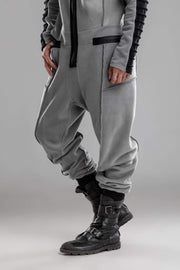 MDNT45 Pants Men's gray jumpsuit