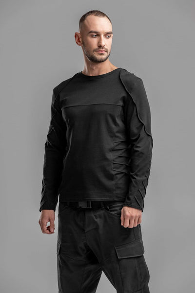 MDNT45 Tops & T-shirts Men's turtleneck Ribs