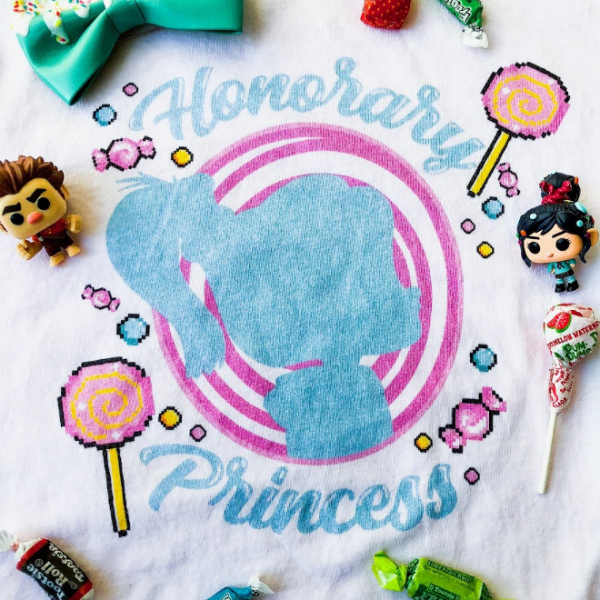 Honorary Princess Unisex