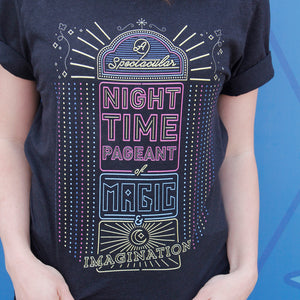 Nighttime Magic and Imagination Tee