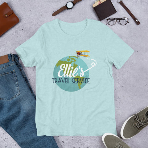 Ellie's Travel Service Unisex