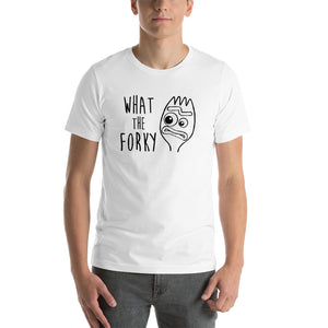 What the Fork Unisex Tee