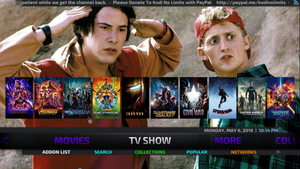 Newest 4K Jailbroken Firestick (Kodi 18.3 2019) with Movies TV Show  Channels HD