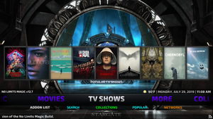 Newest 4K Jailbroken Firestick (Kodi 19 2021) with Movies TV Show  Channels HD
