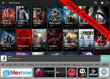 Top Build 2019 Brand New Universal Remote Firestick (Movies, TV Shows & More)