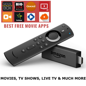 Top Build 2020 Brand New Universal Remote Firestick (Movies, TV Shows & More)