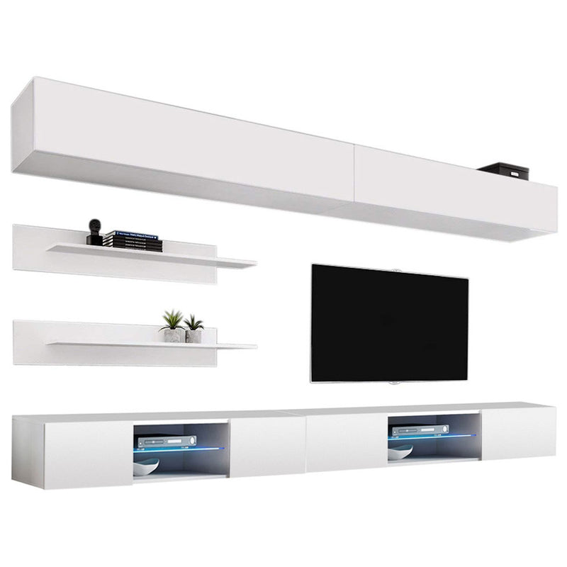 Fly I 33TV Wall Mounted Floating Modern Entertainment Center