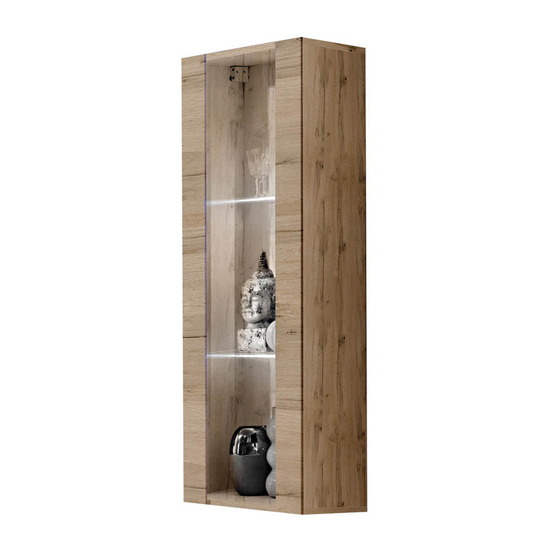 Fly Type-21 Wall Mounted Floating Bookcase Cabinet - Meble Furniture