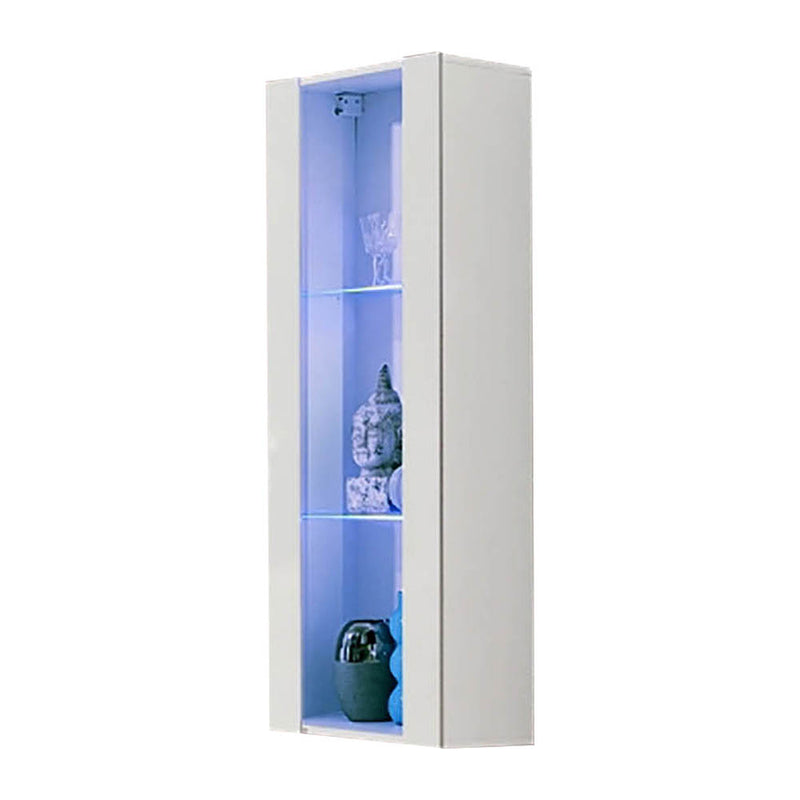 Fly Type-21 Wall Mounted Floating Bookcase Cabinet