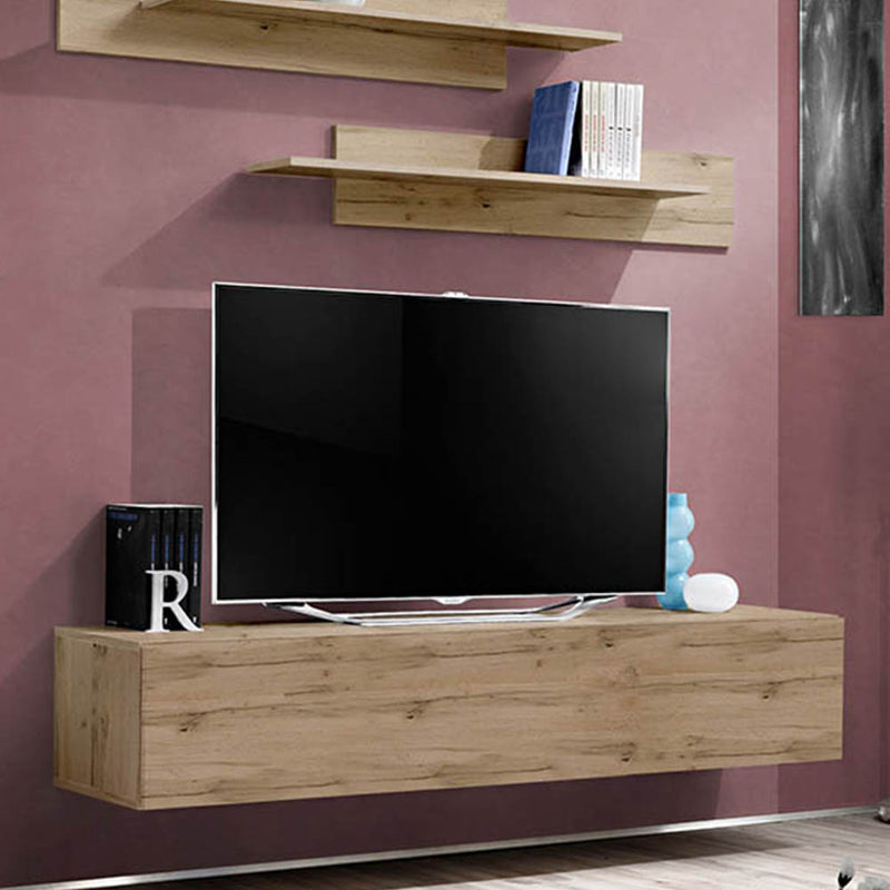 "Fly Type-30 Wall Mounted Floating Modern 63""-126"" TV Stand - Meble Furniture"