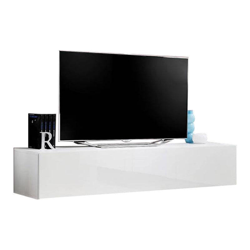 "Fly Type-30 Wall Mounted Floating Modern 63""-126"" TV Stand - Meble Furniture & Rugs"