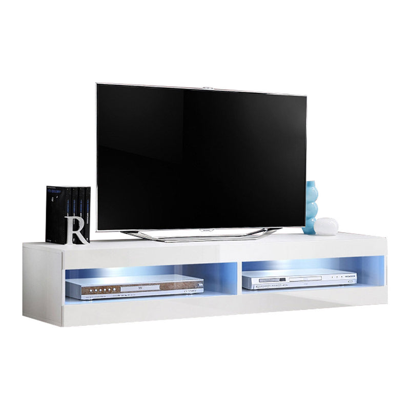 "Fly Type-34 Wall Mounted Floating Modern 63""-126"" TV Stand"