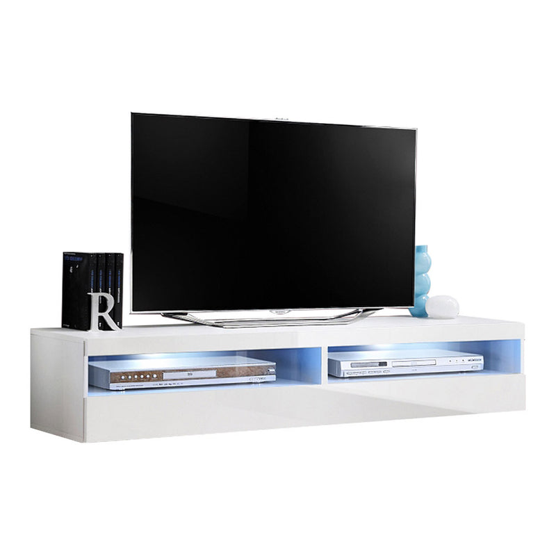 "Fly Type-35 Wall Mounted Floating Modern 63""-126"" TV Stand - Meble Furniture & Rugs"