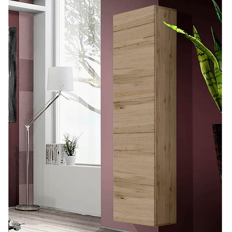 Fly Type-40 Wall Mounted Floating Bookcase Cabinet - Meble Furniture & Rugs