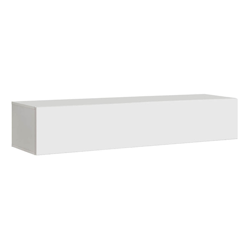 Fly Type-50 Wall Mounted Floating Hanging Media Cabinet - Meble Furniture & Rugs