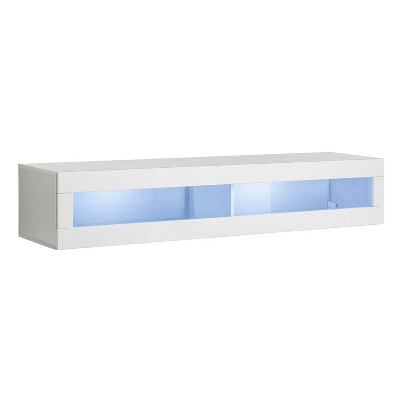 Fly Type-51 Wall Mounted Floating Hanging Media Cabinet