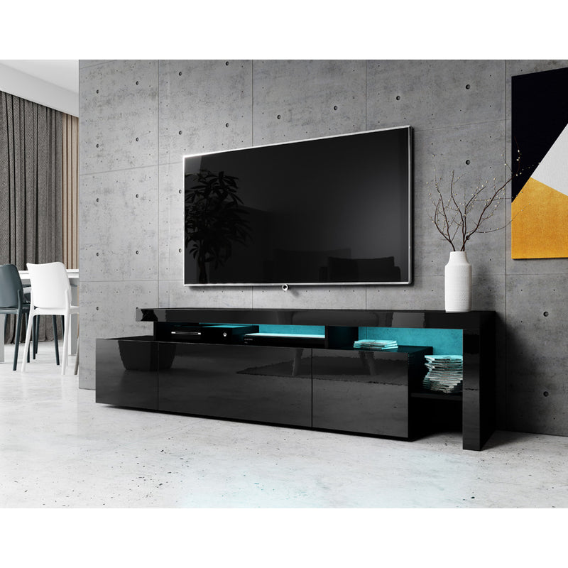 "Indisio Modern 73"" TV Stand - Meble Furniture"
