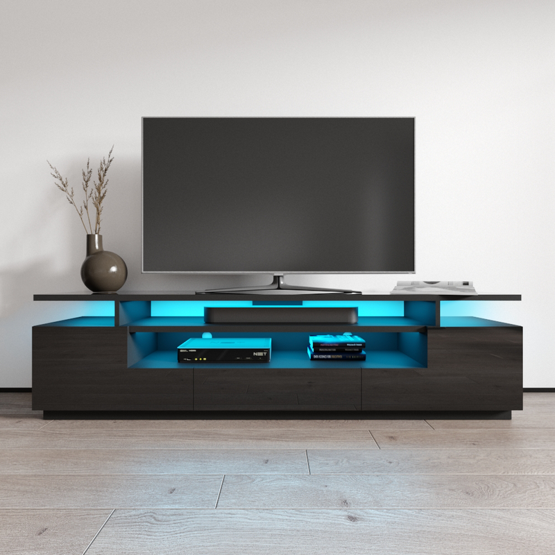 "Eva Modern 77"" TV Stand - Meble Furniture"