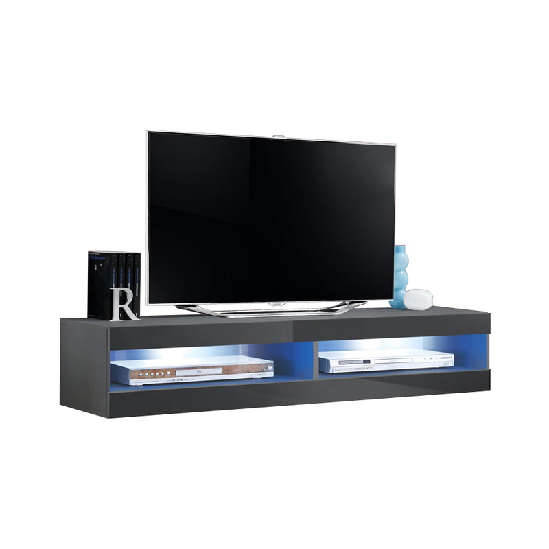 "Fly Type-34 Wall Mounted Floating Modern 63"" TV Stand - Meble Furniture"