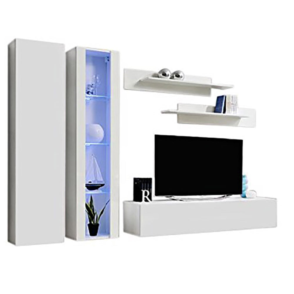 Fly A 30TV Wall Mounted Floating Modern Entertainment Center