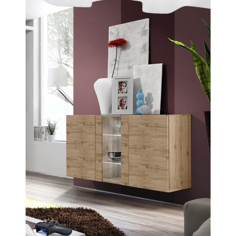 Fly Type-SBI Wall Mounted Floating Sideboard - Meble Furniture