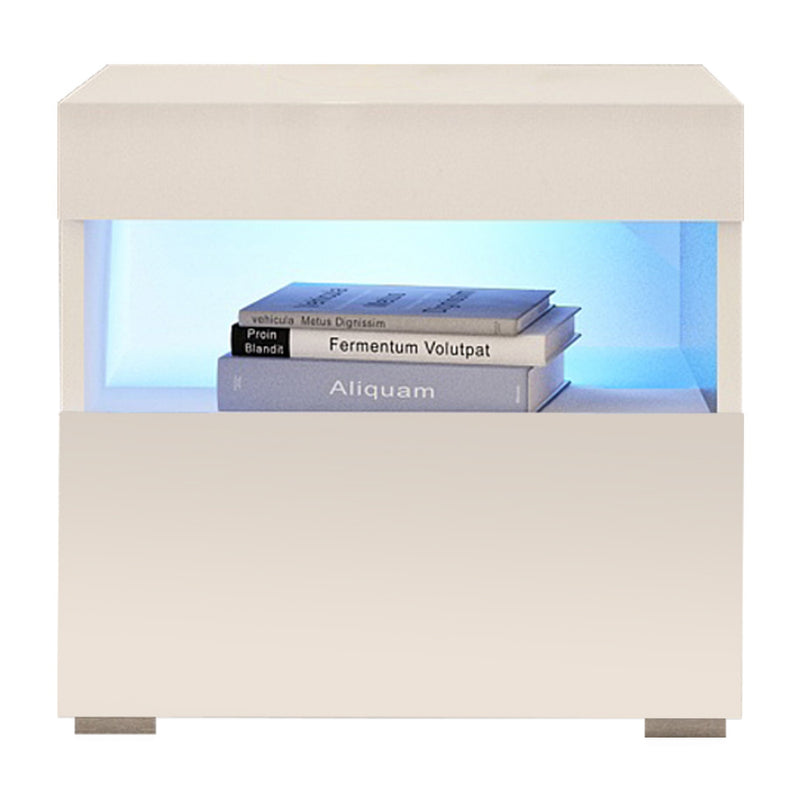Viv Wall Mounted Floating Modern Nightstand - Meble Furniture & Rugs