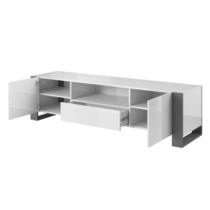 "Woody Modern 71"" TV Stand - Meble Furniture"