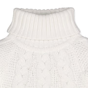 Cable Raglan Turtleneck Sweater - Hope & Henry Girl