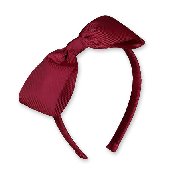 Big Bow Headband - Hope & Henry Girl
