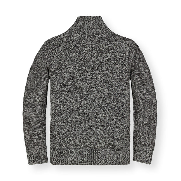 Half Zip Cable Pullover Sweater - Hope & Henry Boy