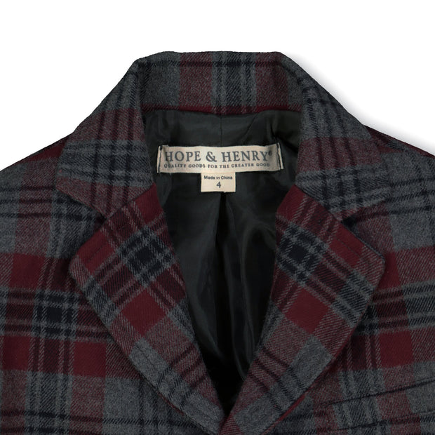 Classic Suit Jacket - Hope & Henry Boy