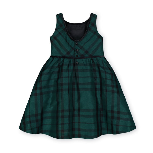 Taffeta Party Dress - Hope & Henry Girl